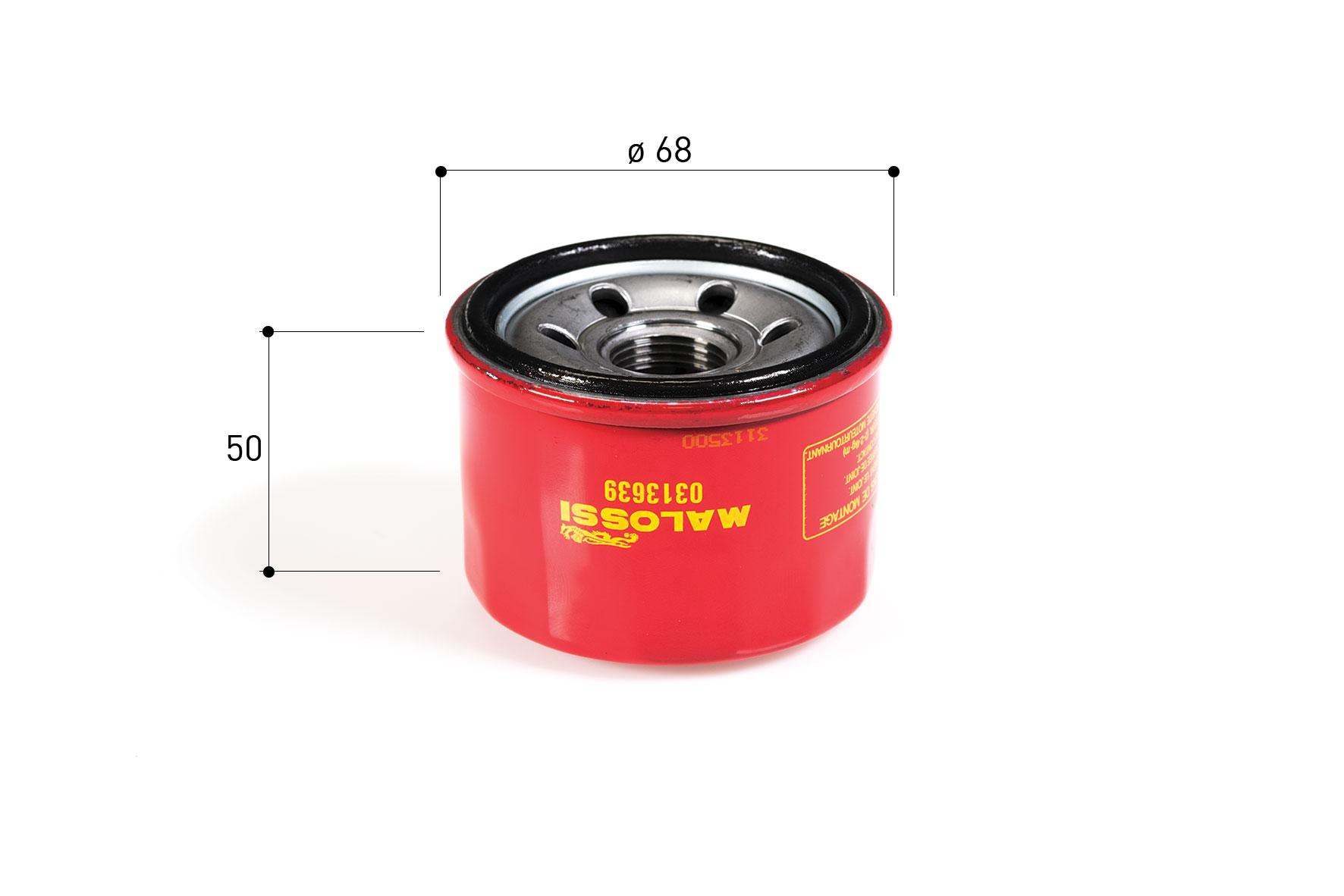 RED CHILLI OIL FILTER oil filter
