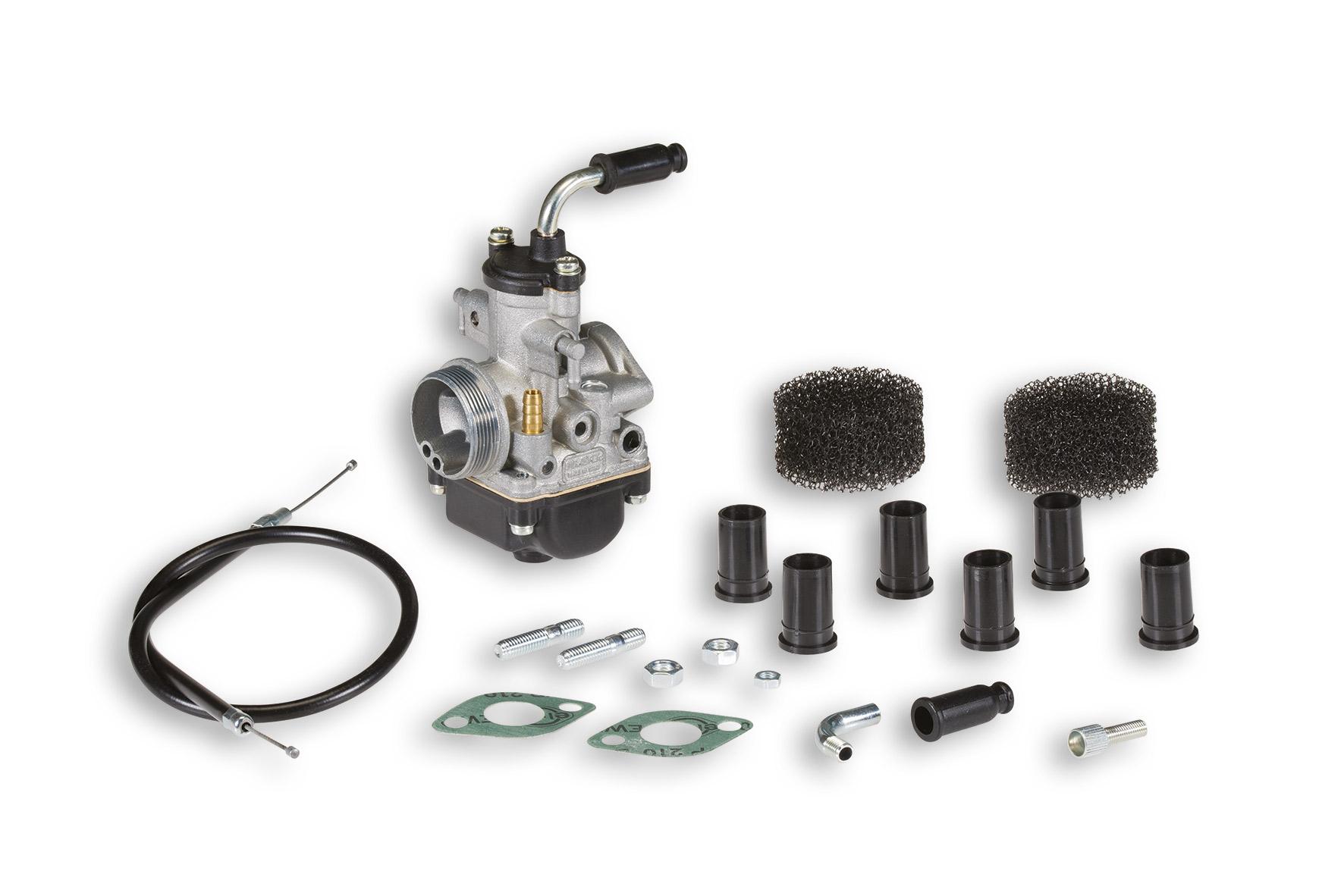 Impianto alimentazione PHBG 18 B per Honda PX 50 cc