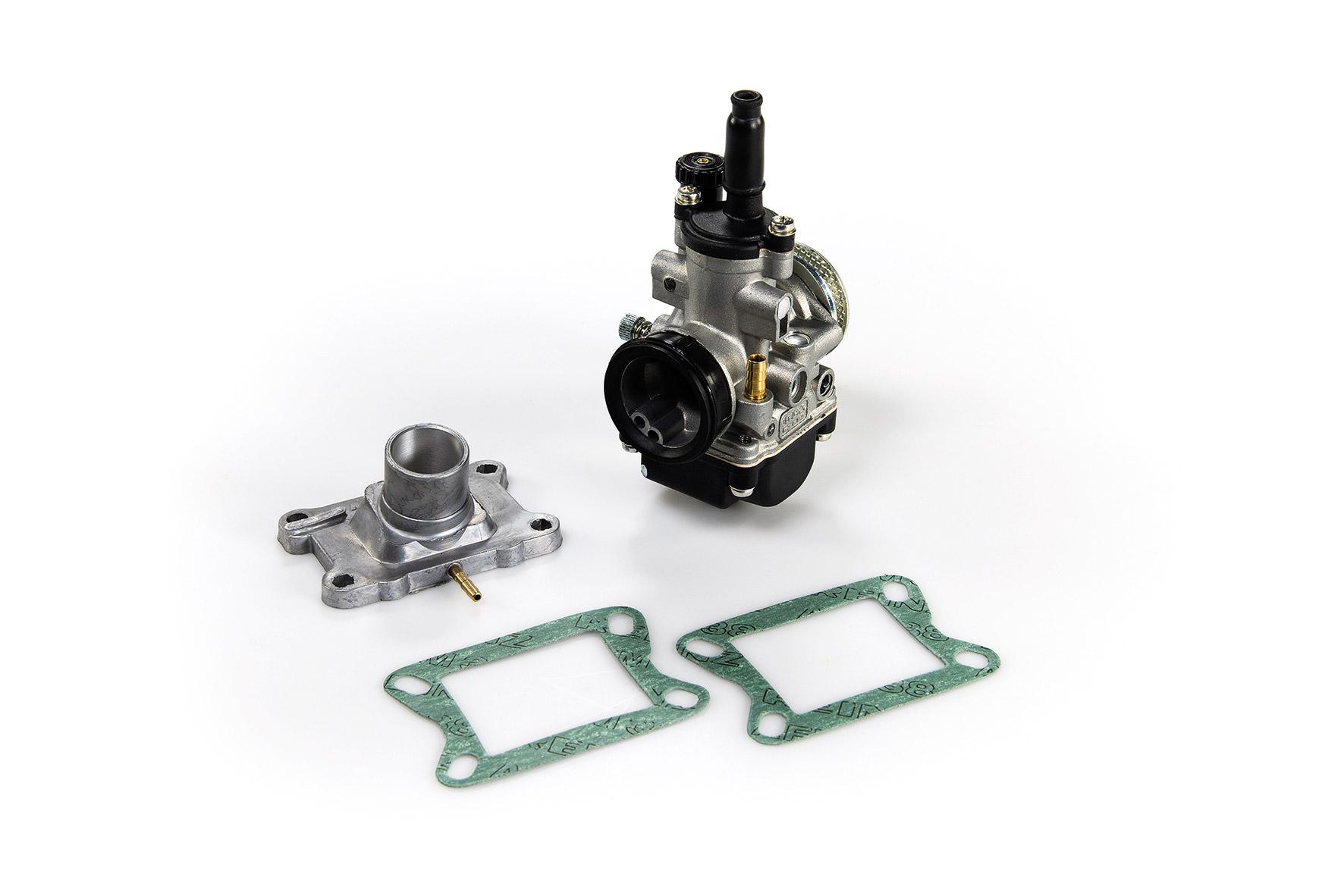 Impianto alimentazione PHBG 21 per Honda MTX - NSR 50 cc