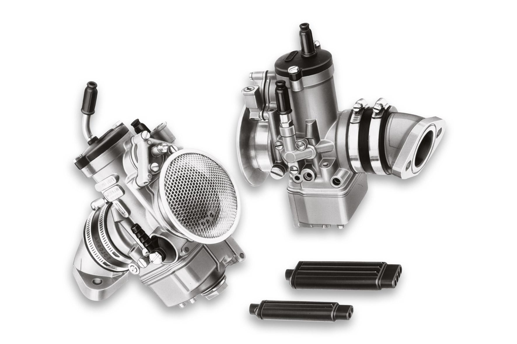 Impianto alimentazione PHM 40 A per Ducati Replica - SS 900 cc