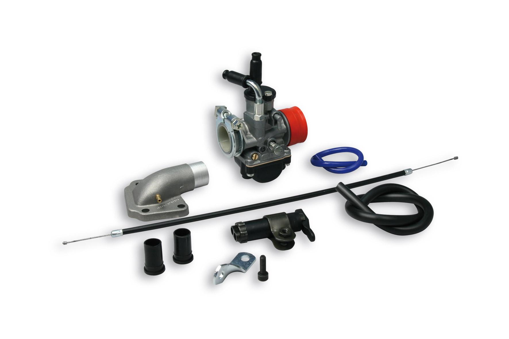 Impianto alimentazione PHBG 19 AS per Peugeot Fox 50 cc