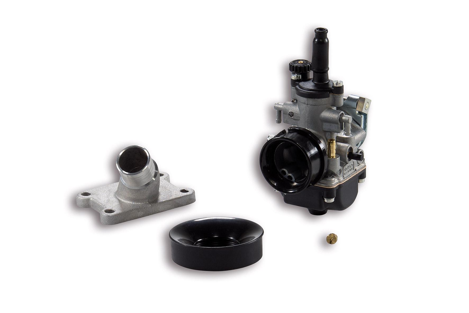 Impianto alimentazione PHBG 21 per Aprilia MX - Sherco HRD (Minarelli AM 6) 2T LC 50 cc