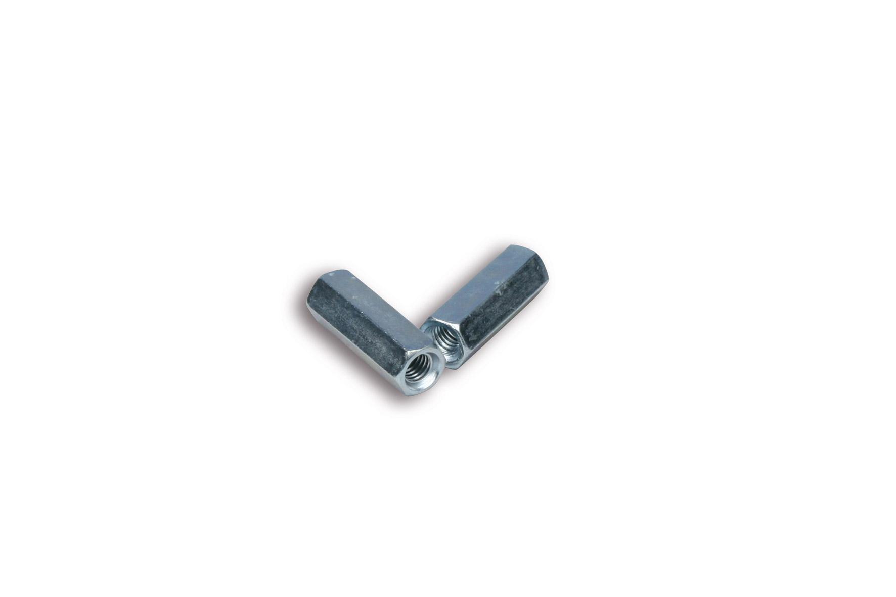 2 dadi M 06x30 chiave 10