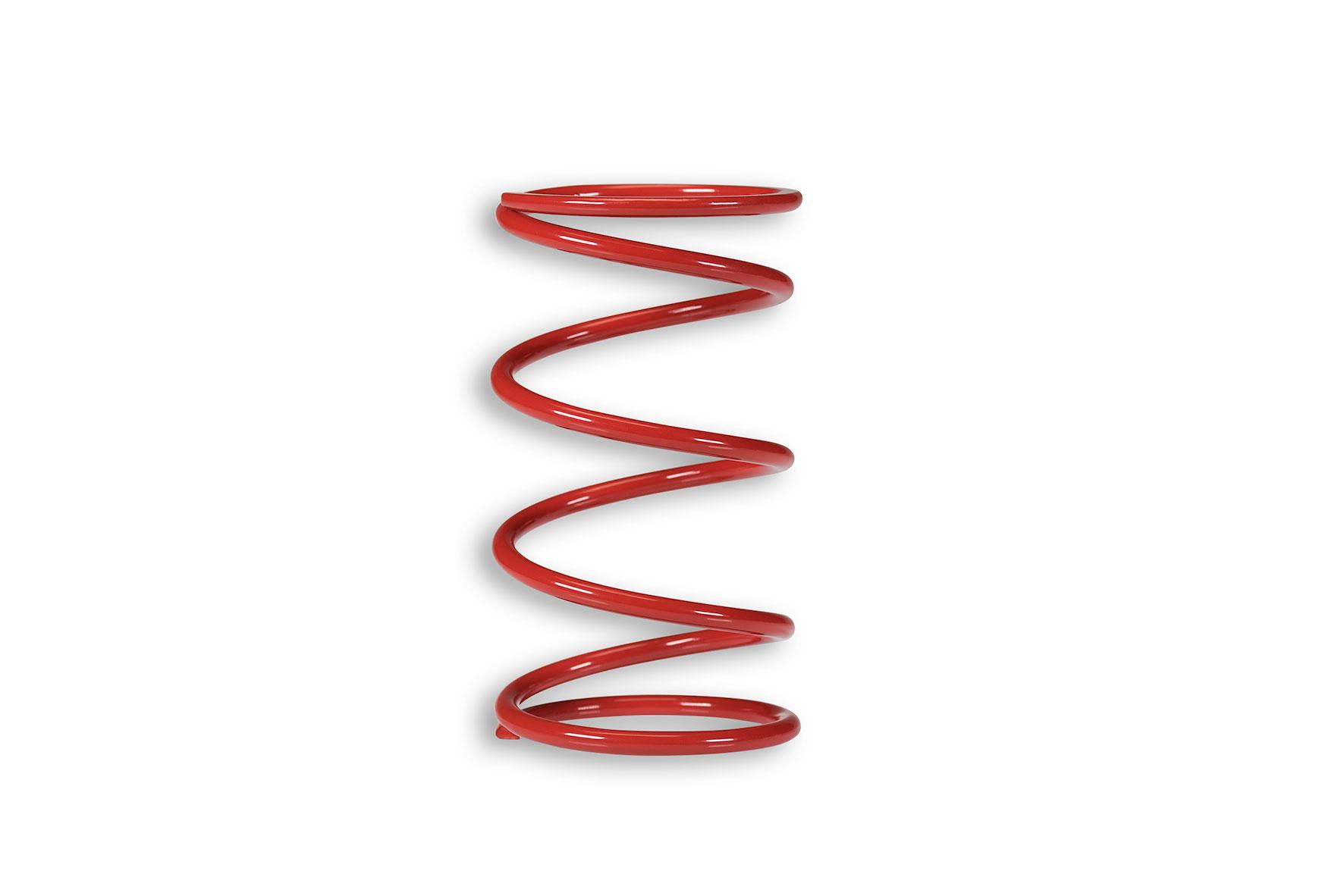 ROTE variomatik DRUCKFEDER auss.Ø 67,6x120mm Ø Draht 5,2mm 10,1k