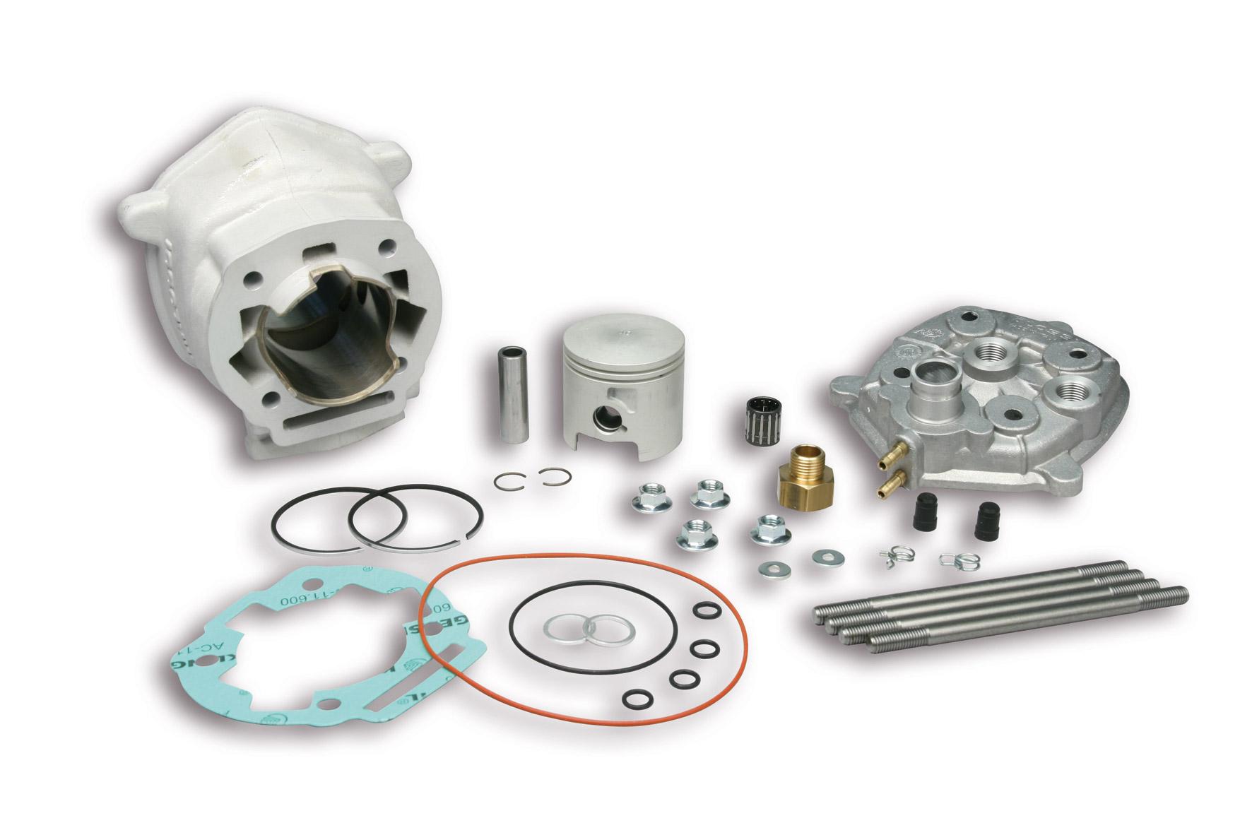 alumin cylinder kit 50 h2o mhr rep dettaglio prodotto malossistore. Black Bedroom Furniture Sets. Home Design Ideas