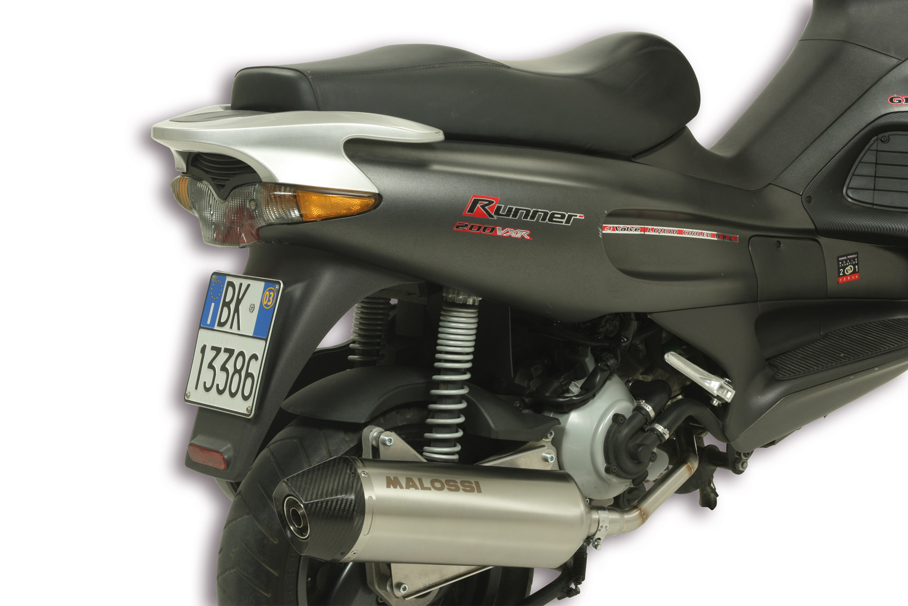 EXHAUST S. RX homologated