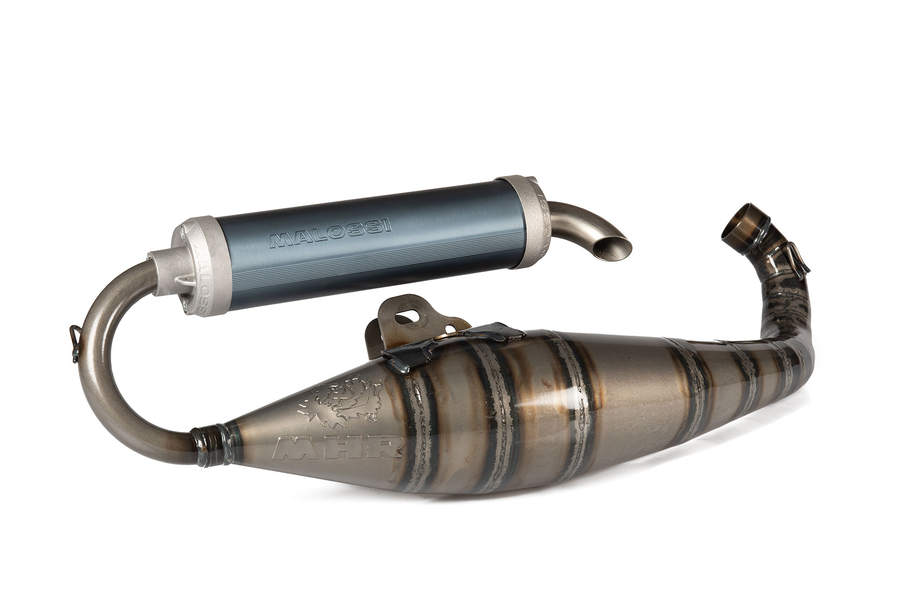 EXHAUST SYS. SCOOTER RACING MHR TEAM 3 Ø 47,6