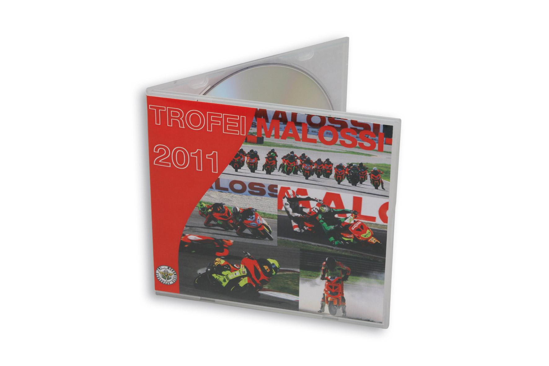 "Dvd Malossi ""Trofei 2011"""