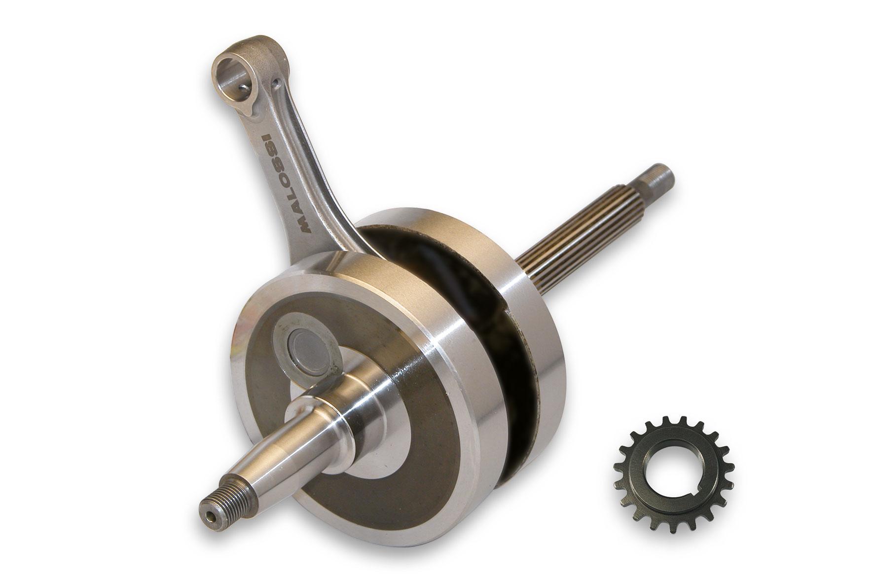 Albero motore 4 STROKE con spinotto Ø 15 e corsa 48,6 mm