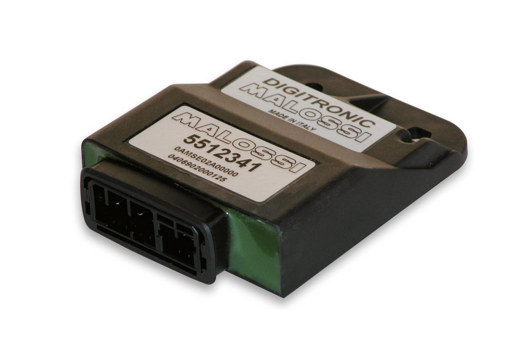 Centralina elettronica digitale DIGITRONIC per veicoli con immobilizer