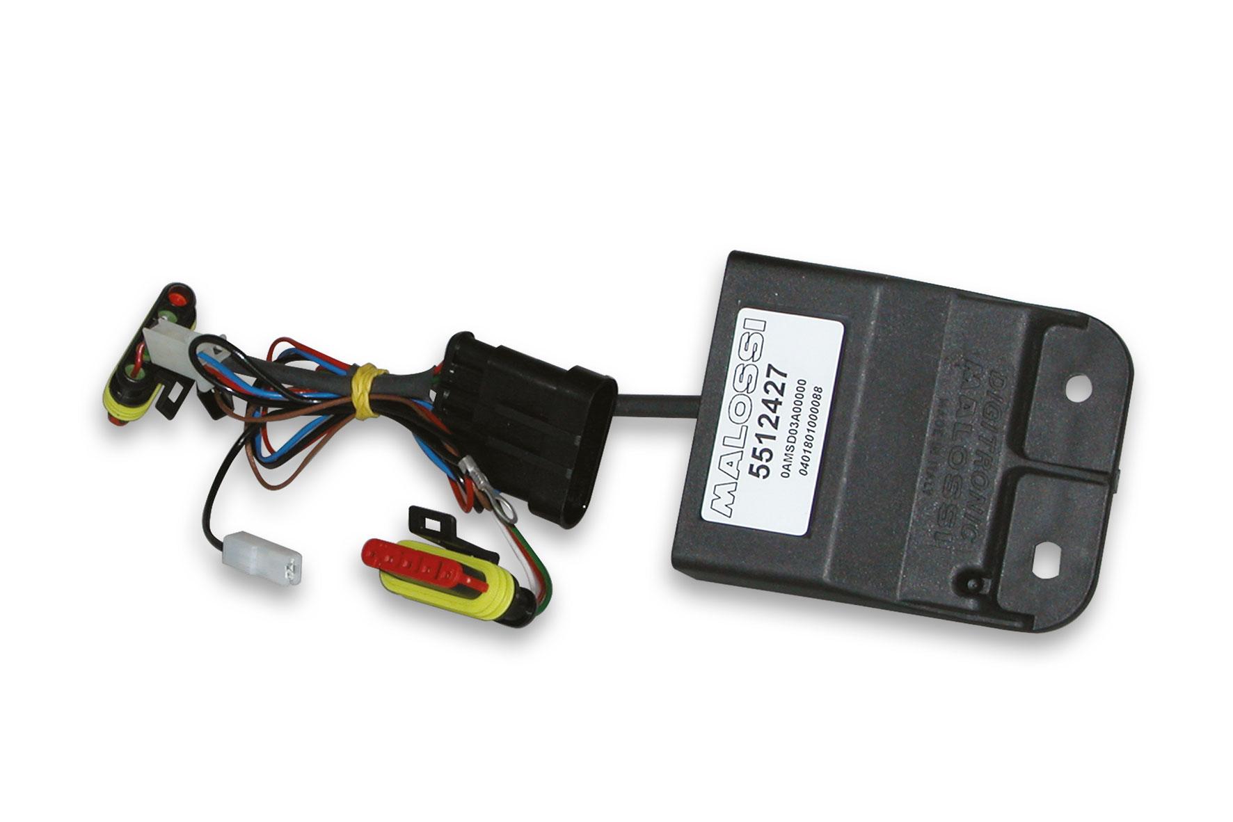 Centralina elettronica per DIGITRONIC