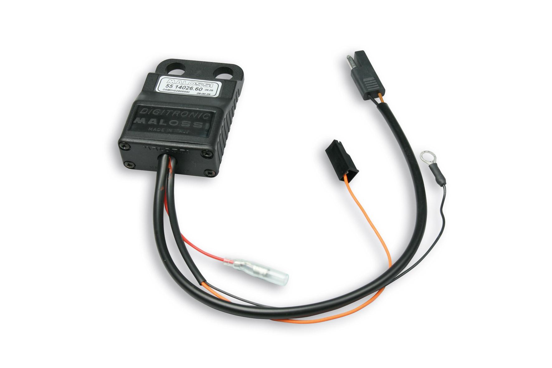 Centralina elettronica digitale DIGITRONIC ad anticipo variabile