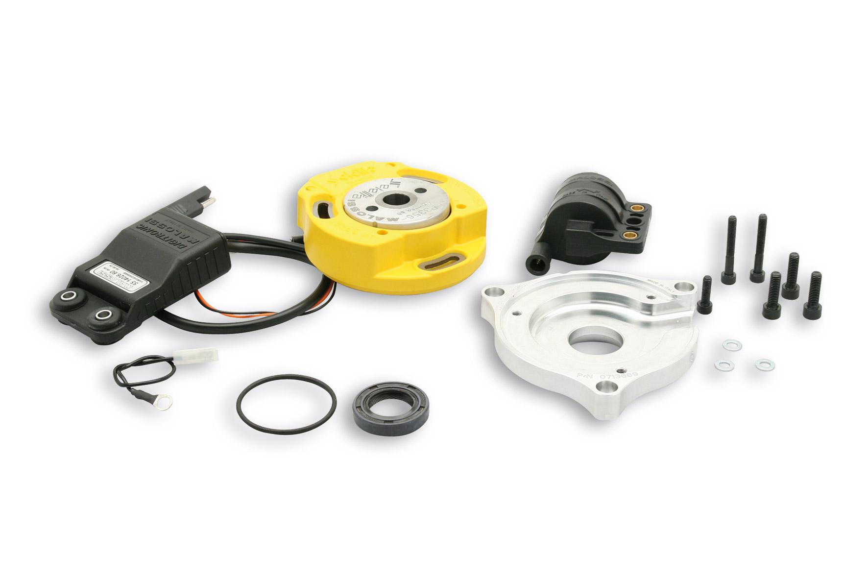 Accensione a rotore interno ad anticipo variabile per Honda NSF 4T (HR01E) 100 cc