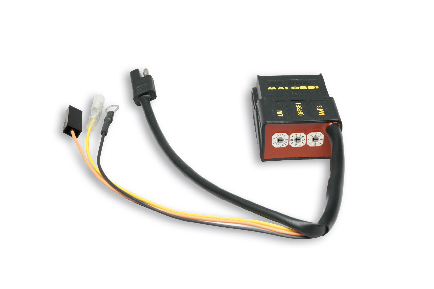 MHR TEAM DIGITRONIC-TRIMMER digital electronic controller - Spare part for ignitions 5514688-5514689-5514690-5514691-5515001-5515002-5515003-5516771 : out of production