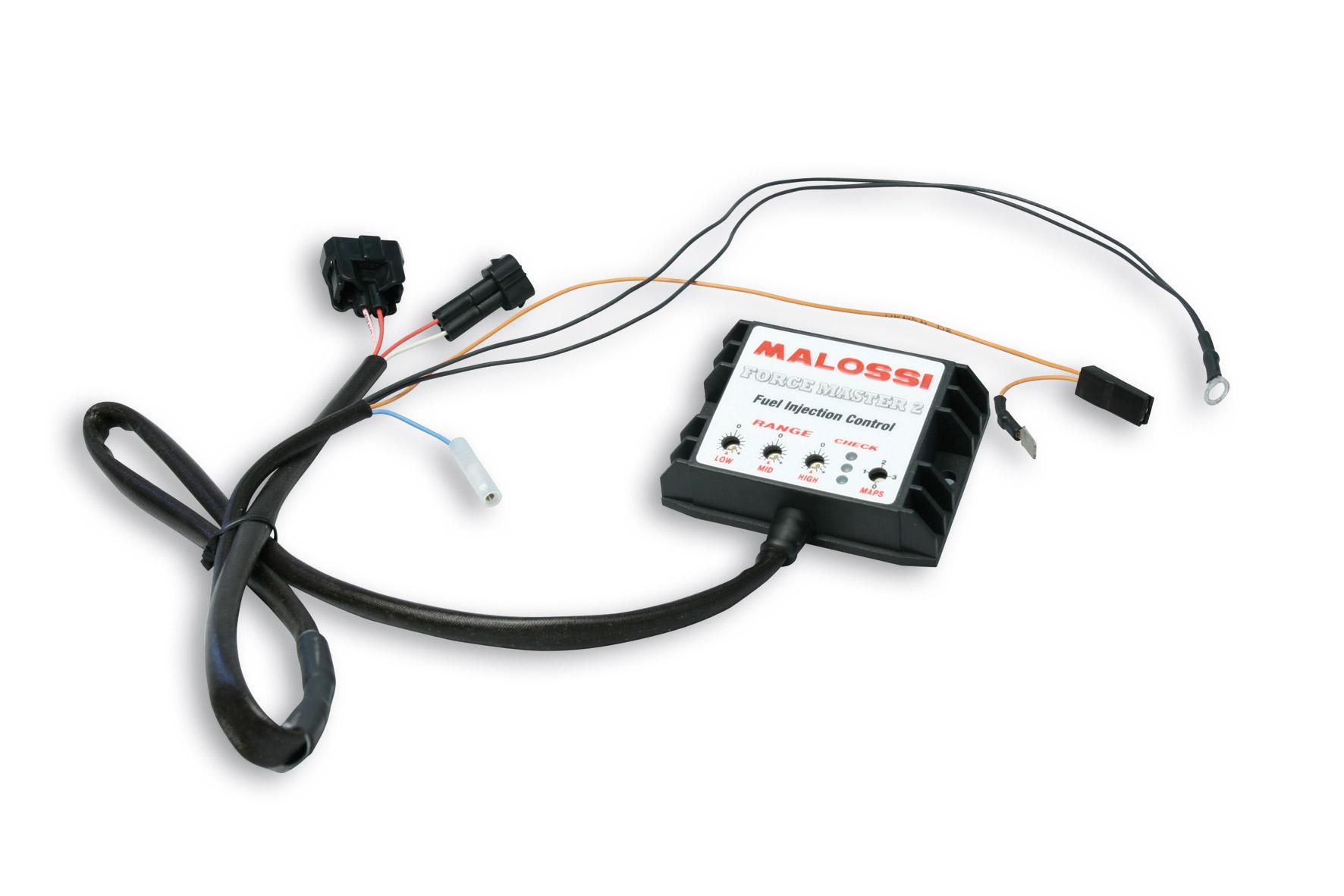 Centralina elettronica FORCE MASTER 2 per veicoli ad iniezione