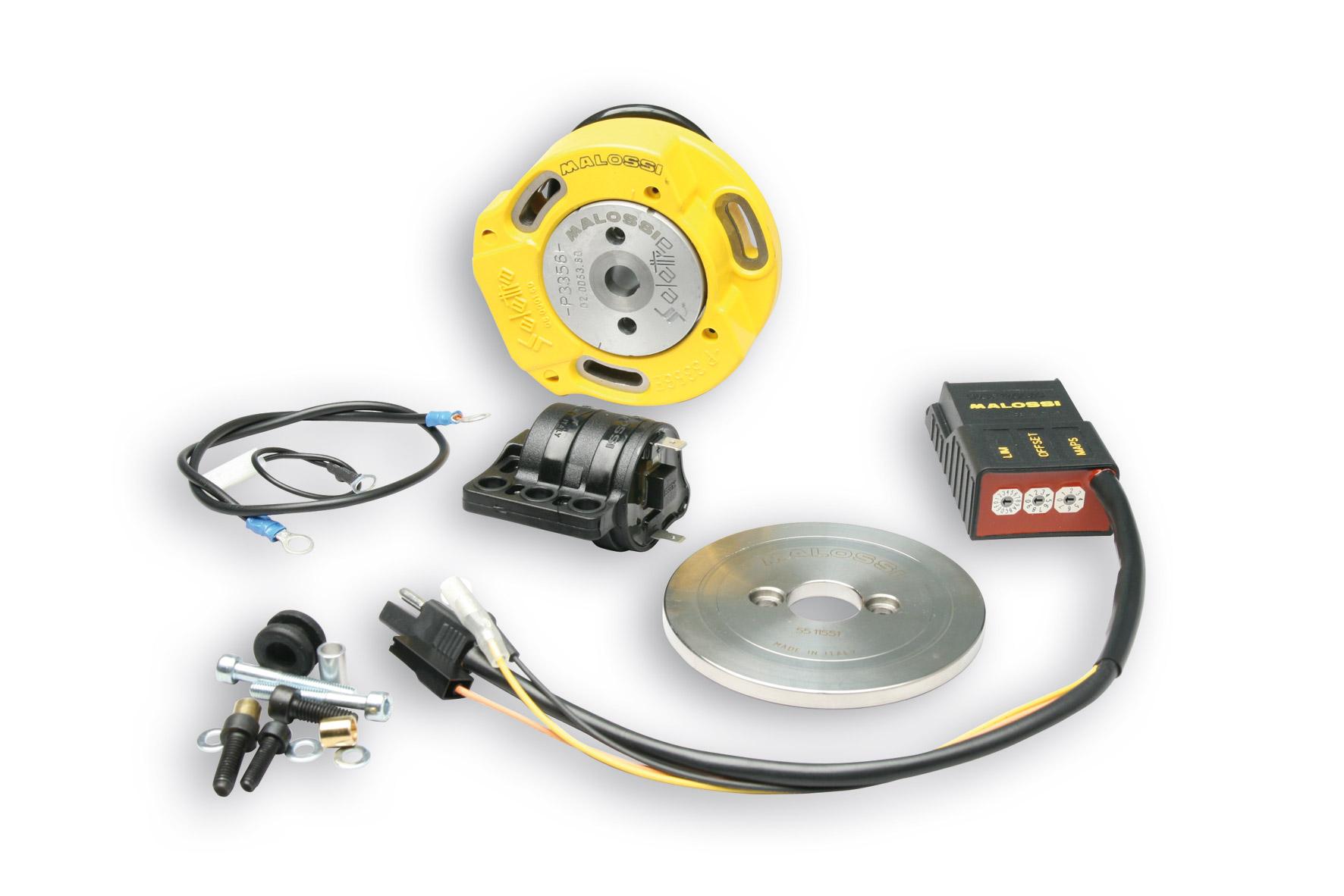 Accensione a rotore interno MHR TEAM per moto 50 cc