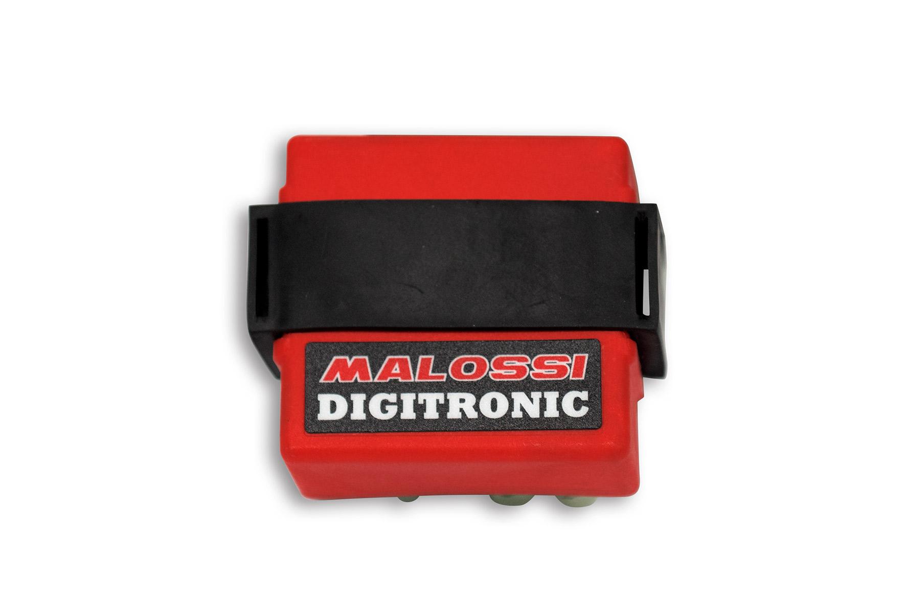 Centralina elettronica digitale DIGITRONIC per veicoli 2T 50 cc. euro 4