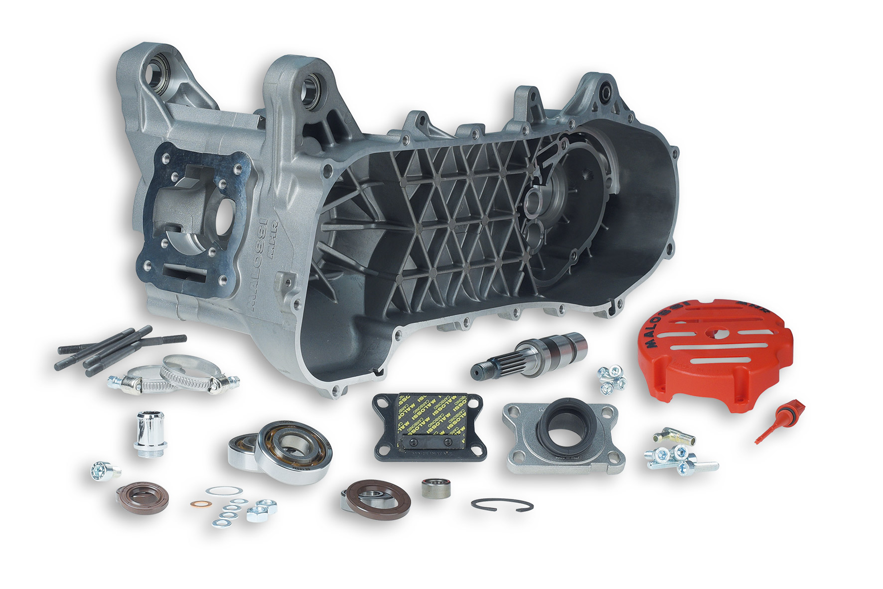 Carter motore completo MHR C - one (per motore YAMAHA)