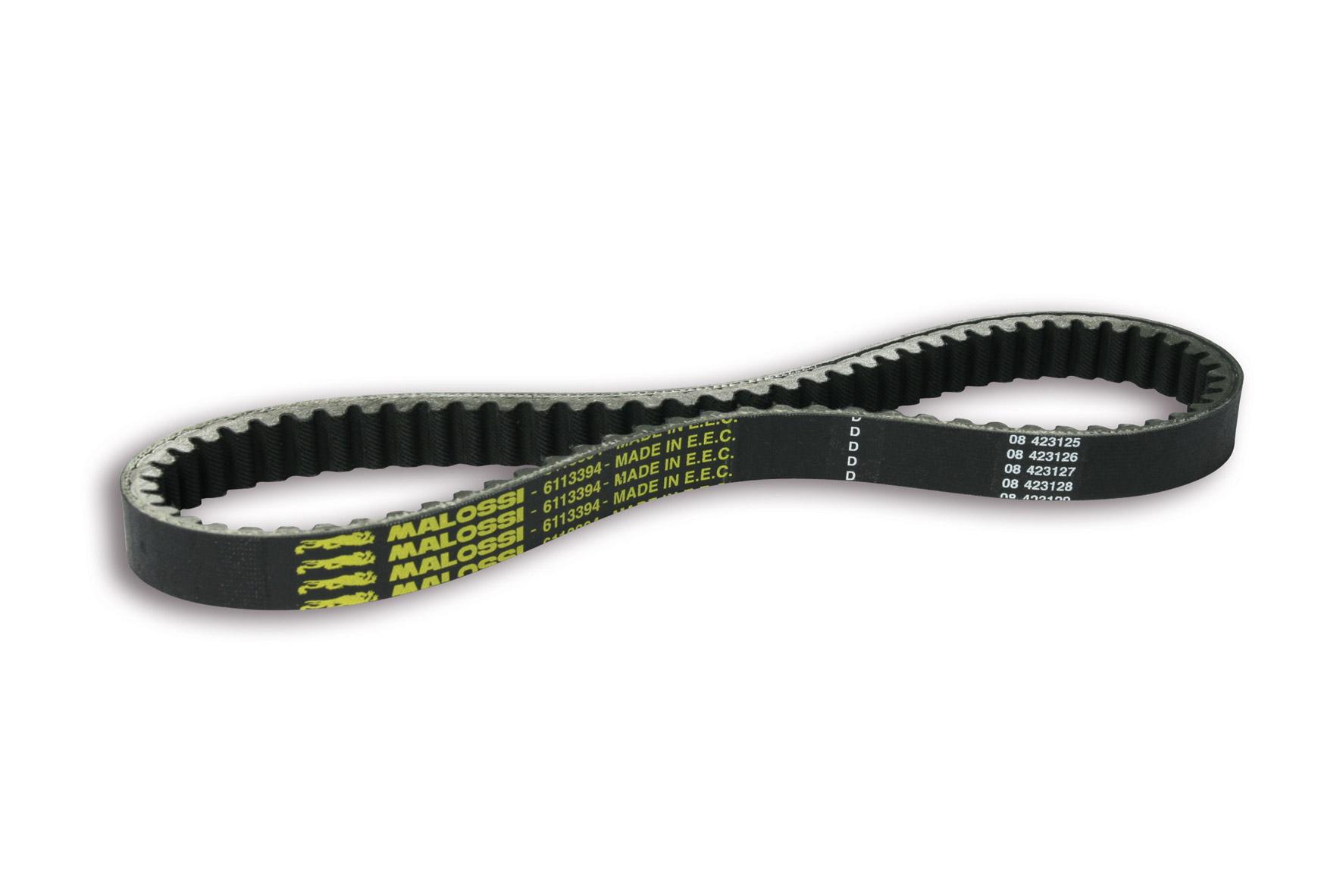 Cinghia X K belt per Yamaha Cignus X 4T 125 cc - Cignus X ie 4T euro 3 125 cc  (dimensione 22x9,3x796 mm - angolo 28°)