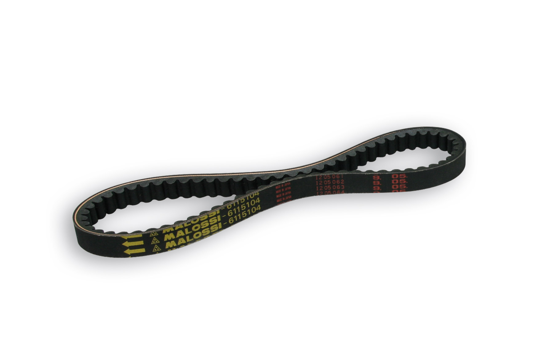 X K belt for SCOOTER (19x10,2x745 mm 28°)