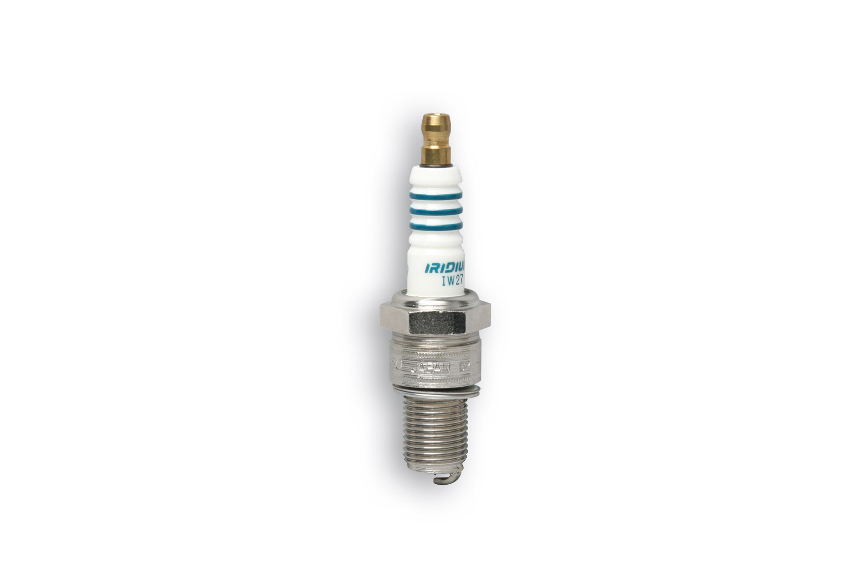 SPARK PLUG DENSO IRIDIUM IW 27 (thread M14 - 19 mm)