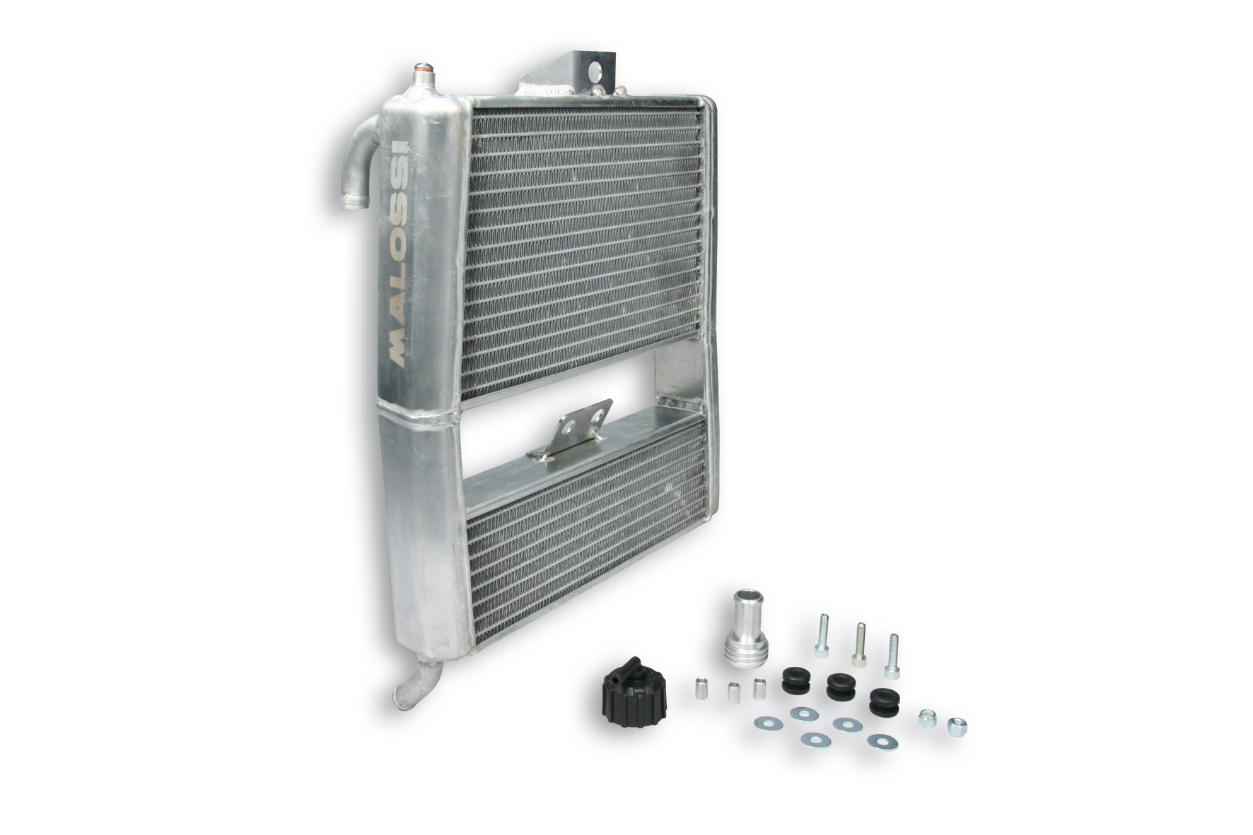 RADIATOR MHR TEAM PIAGGIO ZIP SP <-- 2000 - W 302xH 320 THK 50,5 mm