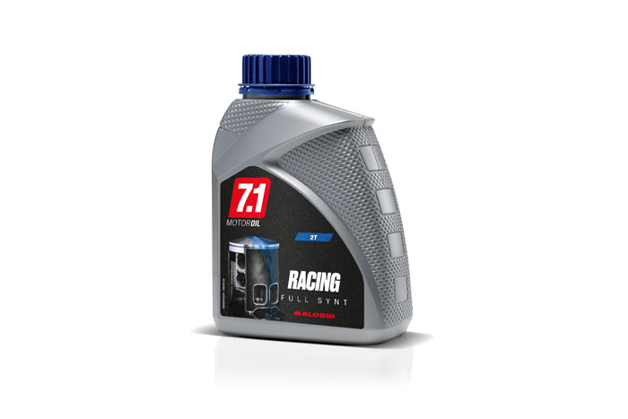 FLASCHE 7.1 2T OIL RACING Full Synt (SAE 20W-30) 1L