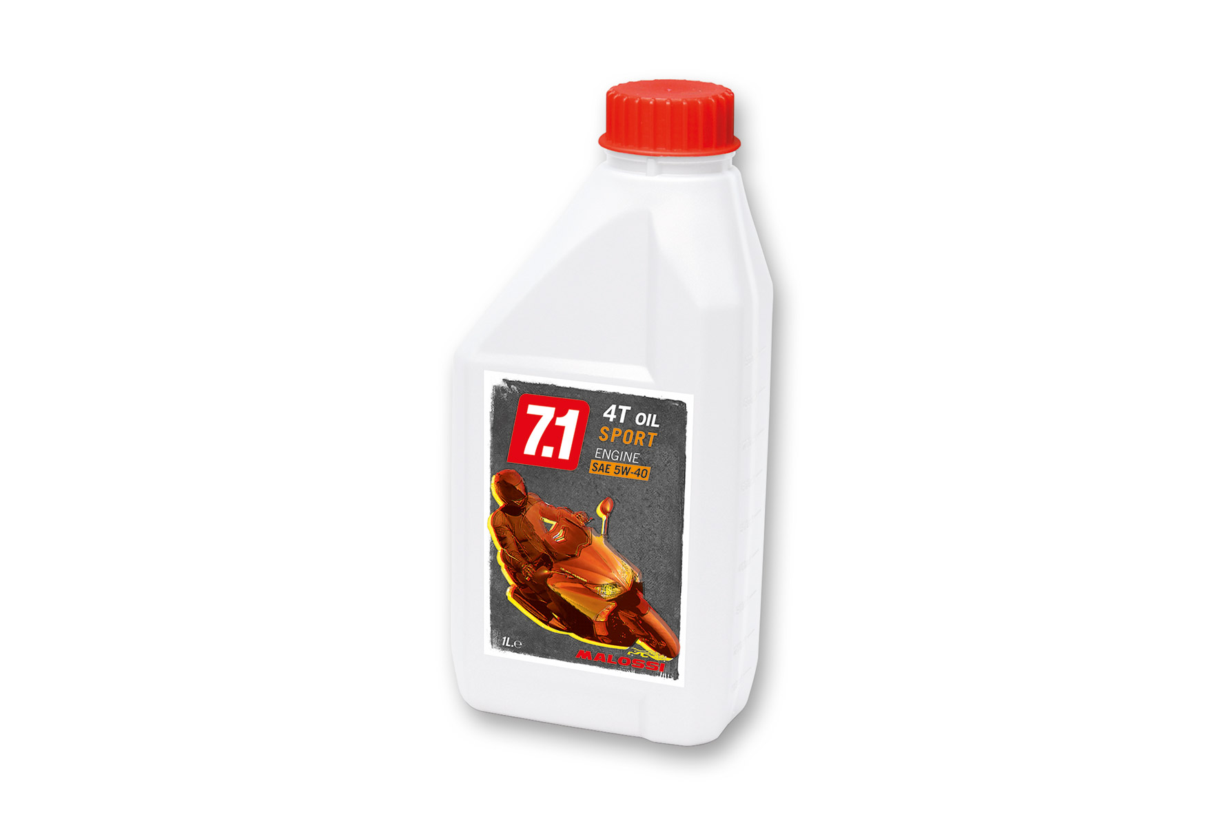 BOTTLE 7.1 4T OIL SPORT Engine (SAE 5W-40) 1L
