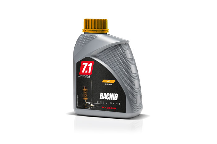BOTTLE 7.1 4T OIL RACING Full Synt (SAE 5W-40) 1L
