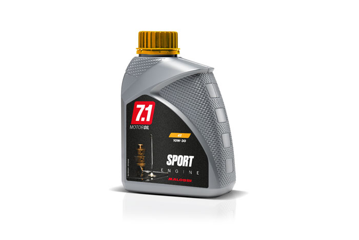 BOTTLE 7.1 4T OIL SPORT Engine (SAE 10W-30) 1L
