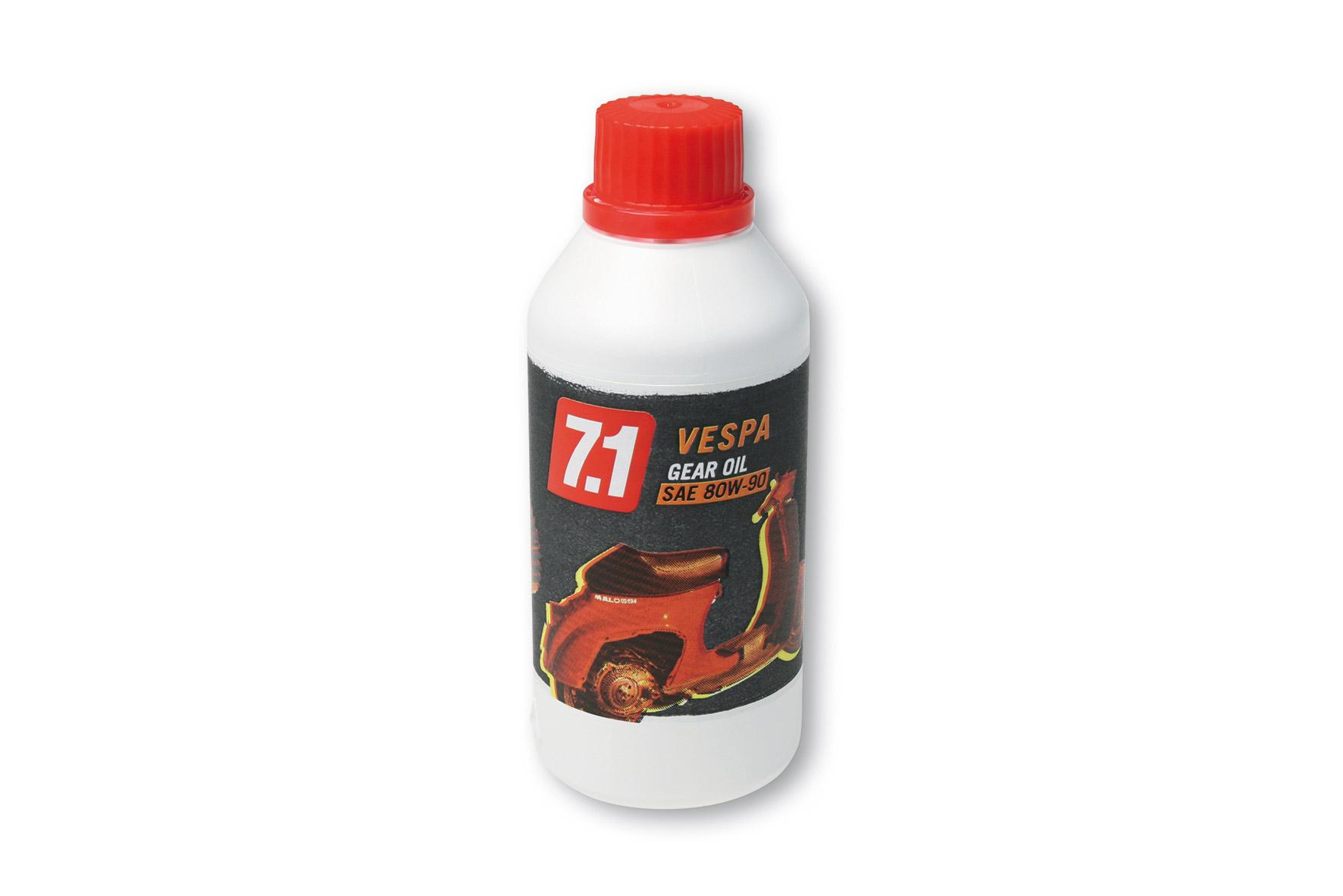 BOTTLE 7.1 VESPA Gear Oil (SAE 80W-90) 0.25L