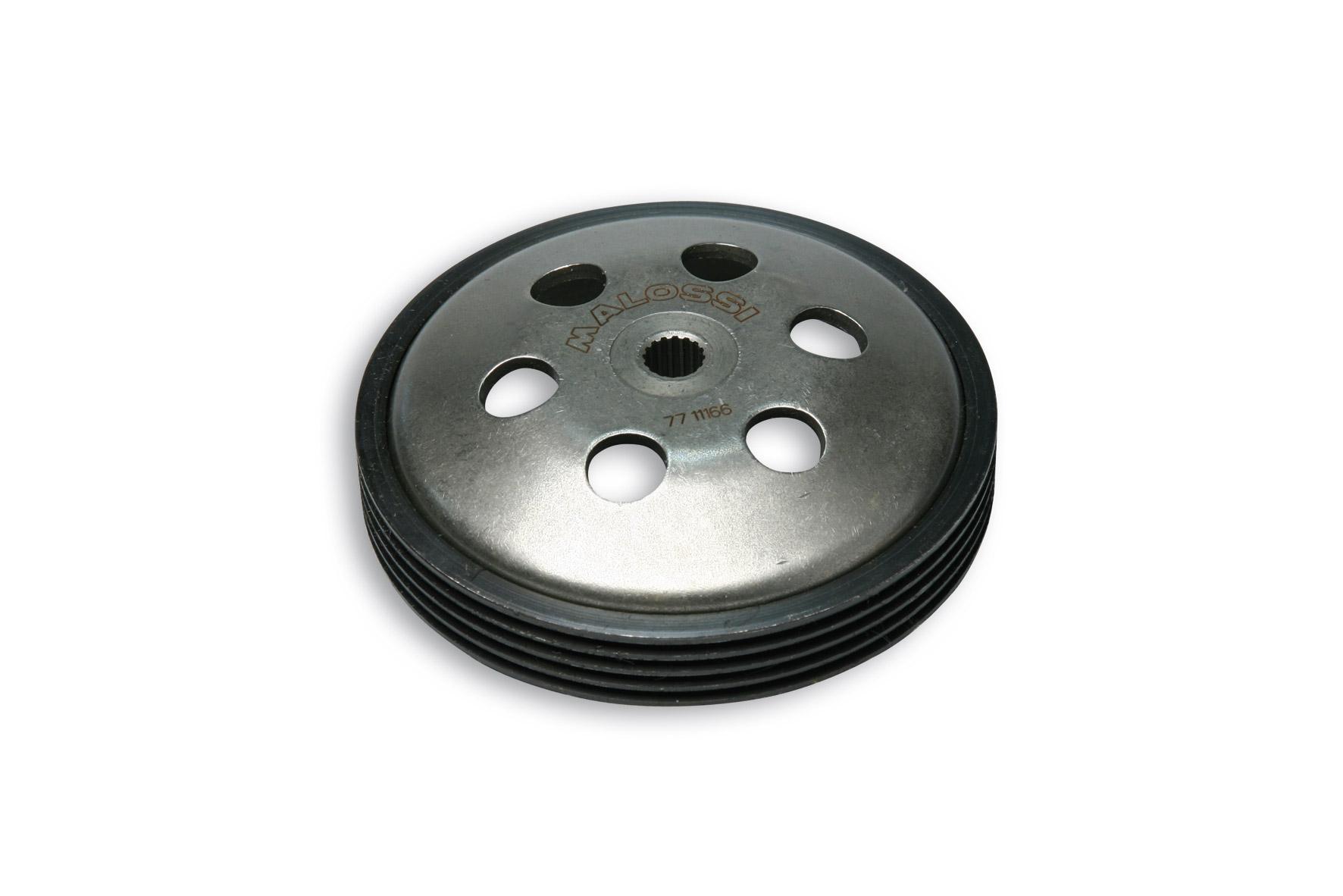 Campana frizione alettata WING CLUTCH BELL Ø interno 107 mm per motori Yamaha - Minarelli