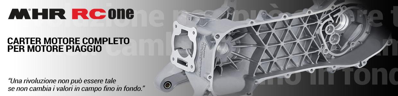 MHR Rc One Carter completo per motori Piaggio