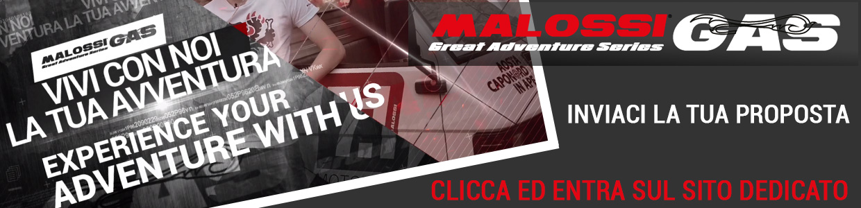 Malossi Great Adventures Series 2017